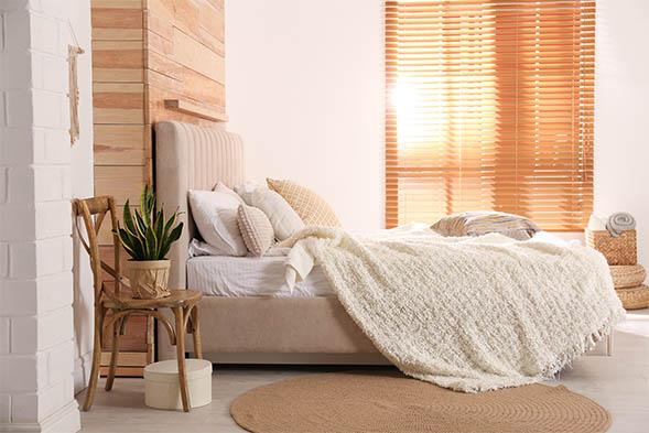 gezellige slaapkamer tweepersoons dekbedovertrek